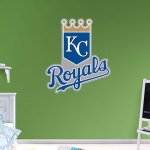 Fanatics Kansas City Royals Fathead Team Logo Wall Decal