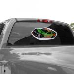 Fanatics Danica Patrick Peel & Stick Car Decal