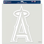 "Fanatics Los Angeles Angels of Anaheim 17"" x 17"" Perfect Cut Decal"