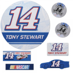 Fanatics Tony Stewart 7 Piece Car Magnet Set