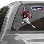"Fanatics Arian Foster Houston Texans WinCraft 11"" x 17"" Player Decals"