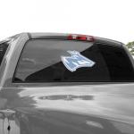 Fanatics Nebraska-Kearney Lopers 12'' x 12'' Perforated Window Decal