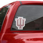 Fanatics Indiana Hoosiers Large Perforated Window Decal