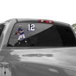 """Fanatics Andrew Luck Indianapolis Colts WinCraft 11"""" x 17"""" Player Decal"""