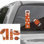 Fanatics Oklahoma State Cowboys Six Piece Tailgate Pack Decal Set