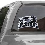 Fanatics La Salle Explorers 12'' Metallic Car Decal