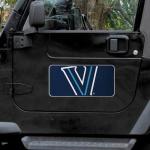 """Fanatics Villanova Wildcats 8"""" x 16"""" Car Magnet"""