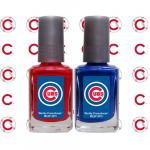 Fanatics Chicago Cubs 2-Pack Nail Polish with Nail Decal