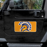 "Fanatics San Jose State Spartans 8"" x 16"" Car Magnet"