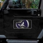 """Fanatics Stephen F Austin Lumberjacks 8"""" x 16"""" Car Magnet"""