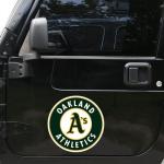 Fanatics Oakland Athletics Logo Car Magnet