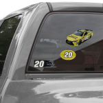 Fanatics Matt Kenseth 3-Piece Decal Pack