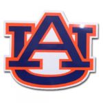 Fanatics Auburn Tigers Car Magnet