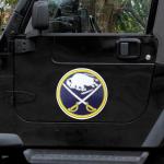 Fanatics Buffalo Sabres 12'' Team Logo Car Magnet