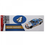 Fanatics Kevin Harvick Traditional 3-Pack Die Cut Car Magnets