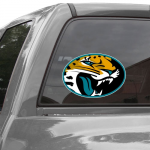 Fanatics Jacksonville Jaguars 12'' x 12'' Mega Decal