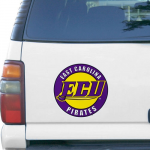 """Fanatics East Carolina Pirates 11"""" x 11"""" Team Logo Car Magnet"""