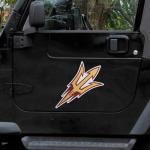 Fanatics Arizona State Sun Devils 15'' x 8'' Team Logo Car Magnet