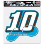 "Fanatics Danica Patrick WinCraft 8"" x 8"" Color Perfect Cut Decal"