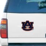 Fanatics Auburn Tigers Prismatic Car Magnet