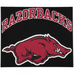 "Fanatics Arkansas Razorbacks 12"" x 12"" Arched Logo Decal"