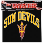 "Fanatics Arizona State Sun Devils 12"" x 12"" Arched Logo Decal"