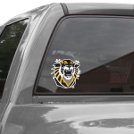 Fanatics Fort Hays State University Tigers 8'' x 8'' Colored Die Cut Decal