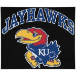 "Fanatics Kansas Jayhawks 12"" x 12"" Arched Logo Decal"