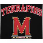 "Fanatics Maryland Terrapins 12"" x 12"" Arched Logo Decal"