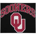 "Fanatics Oklahoma Sooners 12"" x 12"" Arched Logo Decal"