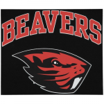 "Fanatics Oregon State Beavers 12"" x 12"" Arched Logo Decal"