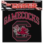 "Fanatics South Carolina Gamecocks 12"" x 12"" Arched Logo Decal"