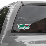 Fanatics Wisconsin-Green Bay Phoenix 8'' x 8'' Colored Die Cut Decal
