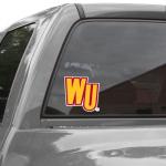 Fanatics Winthrop Eagles 8'' x 8'' Colored Die Cut Decal