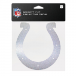 "Fanatics Indianapolis Colts WinCraft 6"" x 6"" Reflective Perfect Cut Decal"