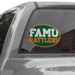 Fanatics Florida A&M Rattlers 12'' x 12'' Mega Decal