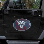 "Fanatics Loyola Marymount Lions Mega 12"" x 12"" Car Magnet"