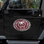 "Fanatics Missouri State University Bears Mega 12"" x 12"" Car Magnet"
