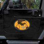 "Fanatics Southern Miss Golden Eagles Mega 12"" x 12"" Car Magnet"