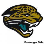 Fanatics Jacksonville Jaguars Historic Logo Car Magnet