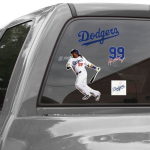 Fanatics WinCraft Hanley Ramirez Los Angeles Dodgers 11'' x 17'' Ultra Decal Sheet