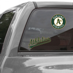 "Fanatics Oakland Athletics 11"" x 17"" 2-Pack Ultra Decal Sheet"