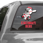 "Fanatics Cincinnati Reds 11"" x 17"" 2-Pack Ultra Decal Sheet"