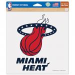 "Fanatics Miami Heat WinCraft 8"" x 8"" Color Decal"