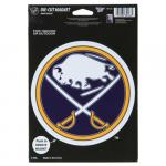 "Fanatics Buffalo Sabres WinCraft Primary 6"" x 9"" Car Magnet"