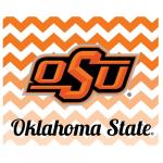Fanatics Oklahoma State Cowboys 2-Pack Chevron Car Magnets