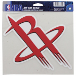 Fanatics Houston Rockets 8'' x 8'' Color Die-Cut Decal