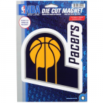 """Fanatics Indiana Pacers WinCraft Primary 6"""" x 9"""" Car Magnet"""