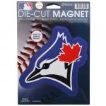 "Fanatics Toronto Blue Jays WinCraft 6"" x 9"" Car Magnet"