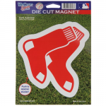 "Fanatics Boston Red Sox WinCraft 6"" x 9"" Car Magnet"